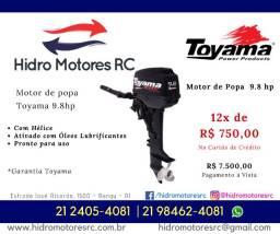 Motor de Popa Toyama