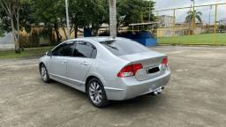 Honda Civic LXL 2010 Flex/GNV - Manual