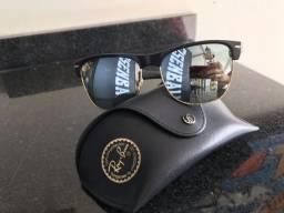 Oculos rayban clubmaster oversized