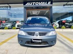 Título do anúncio: Renault LOGAN 1.0 EXPRESSION 16V FLEX 4P MANUAL