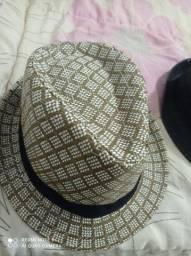 Chapéus masculino e feminino