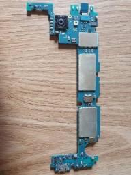 Placa j5 prime original 32 gb retirada! Acompanha botão de digital original da placa!