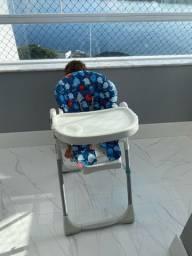 Cadeira para Alimentação Prima Pappa Zero 3 Burigotto
