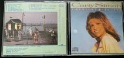 Título do anúncio: CD Carly Simon - Greatest Hits Live