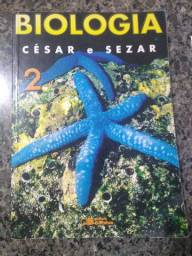 Livro de Biologia 2 - César e Sezar
