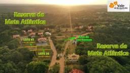 Vendo 2 Terrenos no Vale Bougainville - Lotes 41 e 36 - Nova Aldeia Proximo da BR 101.