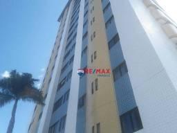 Título do anúncio: Apartamento com 2 dormitórios à venda, 77 m² por R$ 240.000,00 - Maurício de Nassau - Caru