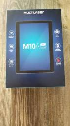 Título do anúncio: Tablet Multilaser M10A 32GB - Novo