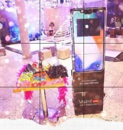 Foto cabine para evento selfietotem