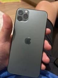 Título do anúncio: iPhone 11 Pro max 64gb bateria 98%