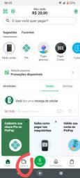 Ganhe 10 reais usando seu celular.