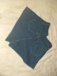 Bermuda jeans nova