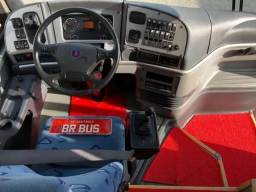 Ônibus semi-novo