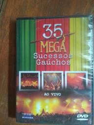 Dvd músicas gaúchas