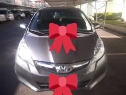 Honda fit AUT lindo carro AC troca
