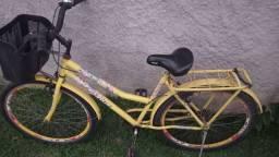 Título do anúncio: Vendo uma bicicleta semi nova