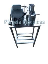 Máquina para ralar milho verde, queijo e mandioca 3 em 1
