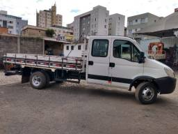 Título do anúncio: Caminhão Iveco Daily - 70C17 - Cabine Dupla