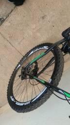 Bicicleta Alfameq Stroll Aro 26 Freio Disco 21 Marchas