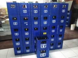 Caixas de Litrão e Garrafas de 600 Padrão Ambev