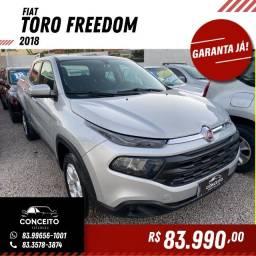 Fiat Toro Freedom Automática Flex.