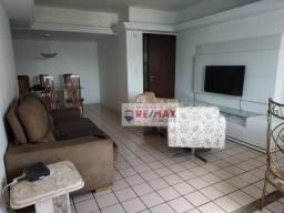Título do anúncio: Apartamento com 3 dormitórios à venda, 121 m² por R$ 650.000,00 - Boa Viagem - Recife/PE