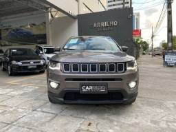 Jeep Compass Longitude 2.0 Flex 2020 (81) 3877-8586 (zap)