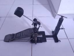 Pedal com adaptador para block ou cowbel