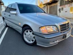 Título do anúncio: Mercedes C180 98/99