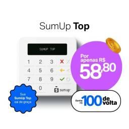 Título do anúncio: Cashback de R$ 100 - SumUp Top sai de graça