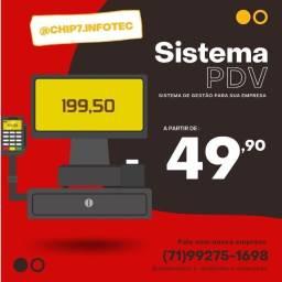 Título do anúncio: Sistema de Automação Comercial PDV completo