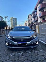 Honda Civic 2020 EX - Troco por Touring