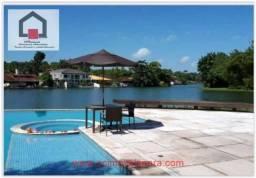 Condomínio Lago Azul, Casa com 1260 m² área total , 5 Suítes, 8 vagas de garagens