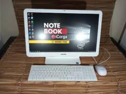 """Notebook AIO Samsung 21,5"""" W 10 Intel Celeron 3856 U - 2 Proc. 2 Nucleos 8Gb Ram 256 SSD"""
