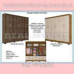 Guarda roupa atual Vila Velha guarda roupa atualle Vila Velha 228920202