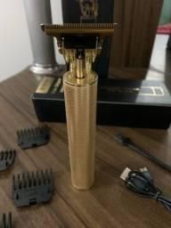 Título do anúncio: Máquina cabelo Vintage T9 nova
