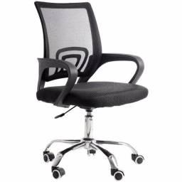 Título do anúncio: Cadeira escritorio Giratoria (Nova na Caixa, Não vem Montada) 290 no dinheiro