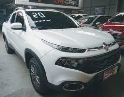 Título do anúncio: Fiat- Toro Freedom AT 1.8 + Gnv - 2020