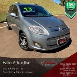 Fiat - Palio Attractive 1.0 Completo - 2013
