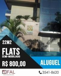 Título do anúncio: Goiânia - Flat - Jardim da Luz