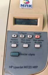 Impressora Multifuncional HP Laser Jet M1120 MFP