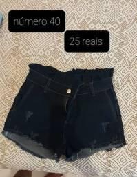 Vende-se shorts