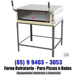 forno de pizza na promissoria
