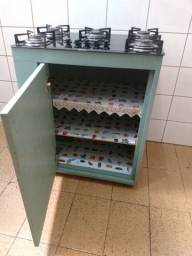 Título do anúncio: Cooktop 5 bocas Fischer c/ Balcão