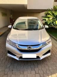 Título do anúncio: Honda City LX, automático, revisado na autorizada, estado de 0km!
