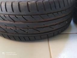 Vende-se rodas e pneus