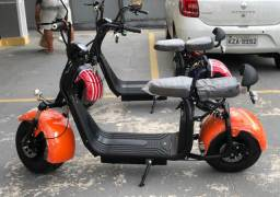 Scooter moto elétrica 2000 potência