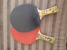 Raquete ping pong