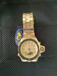 Relógio Atlantis (estilo Citizen Aqualand)