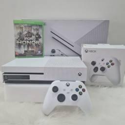 Título do anúncio: Xbox one S.4k.1tb. Controle séries S.Parcelo até 12x
